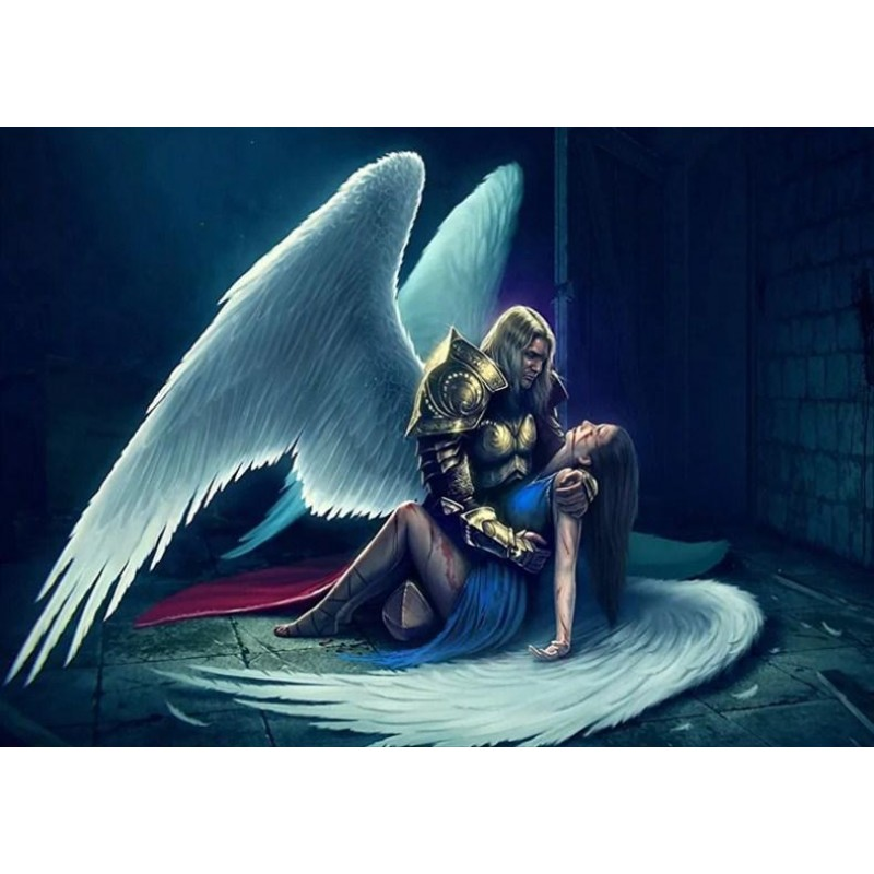 Angel Guy & Dying An...