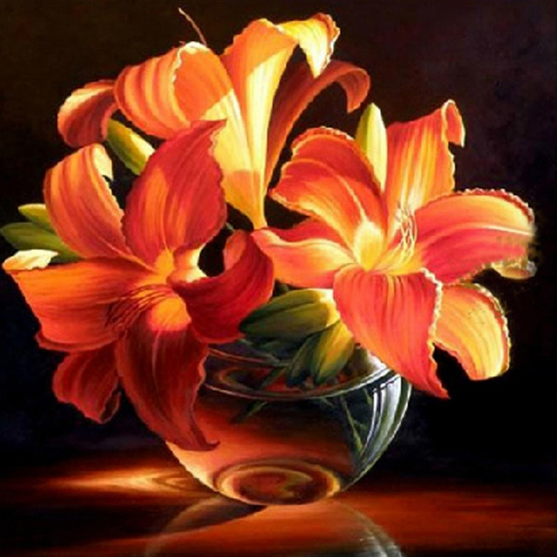 Beautiful Lilly Flow...
