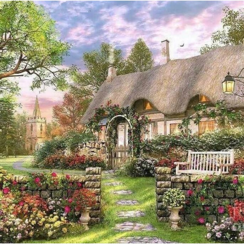Beautiful House with...