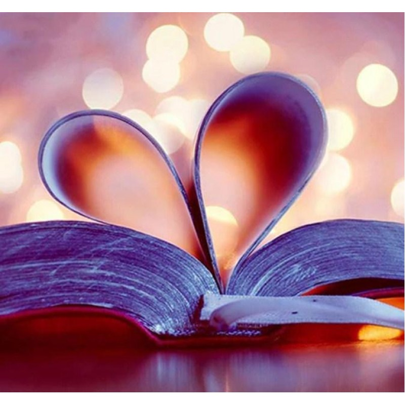 Love Book - Paint wi...