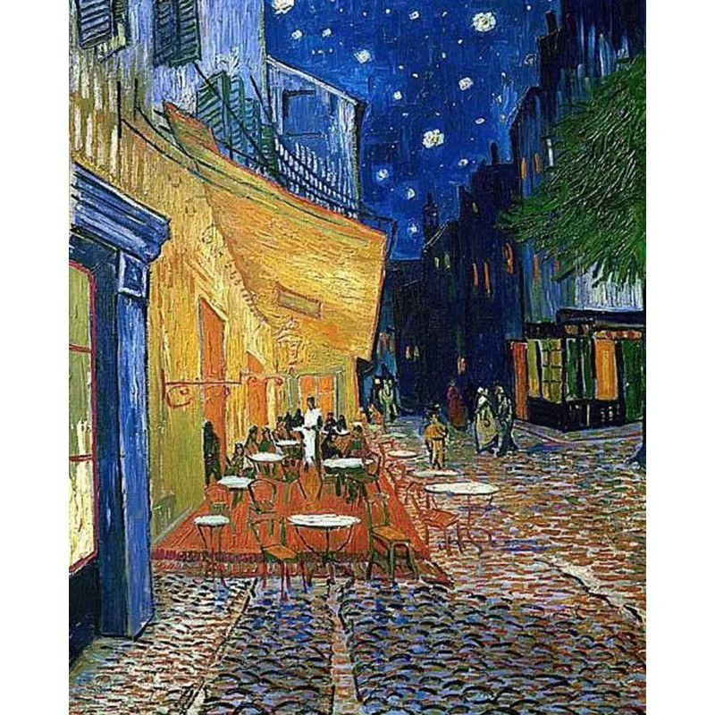 Cafe Terrace at Nigh...