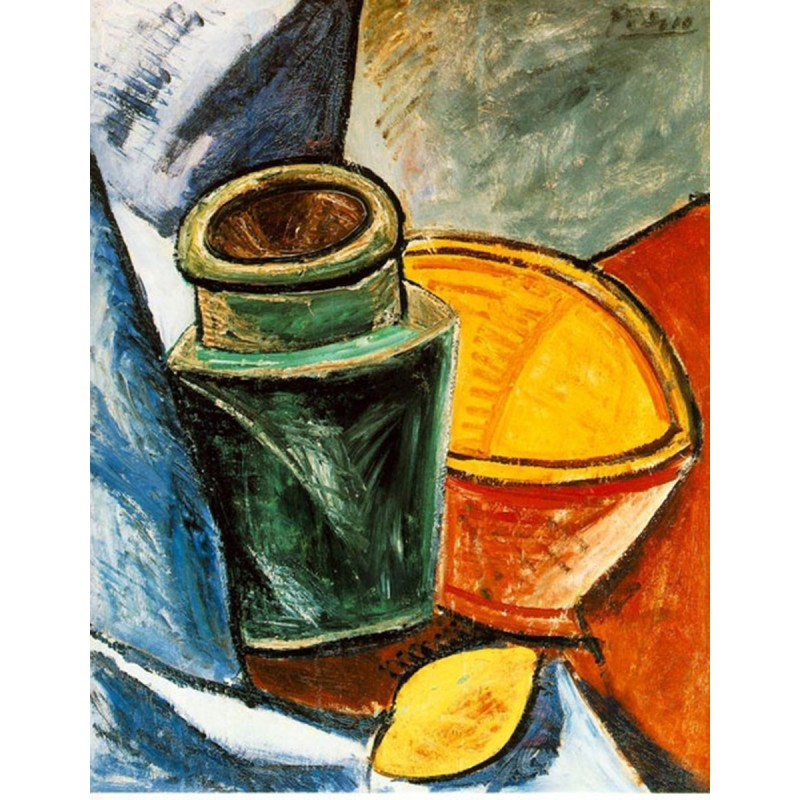 Cubism Painting - Pa...