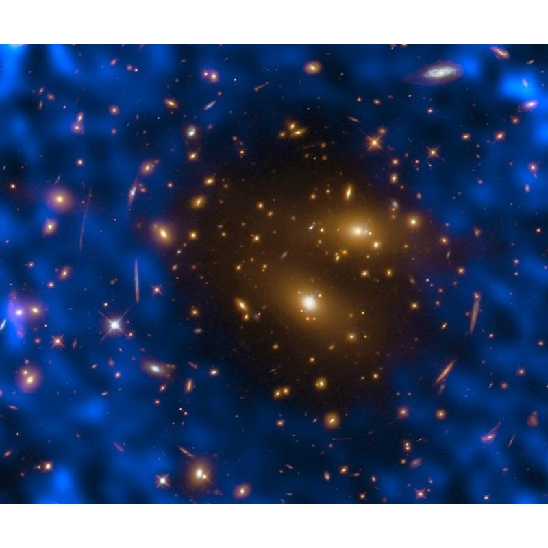 Galaxy Cluster and C...