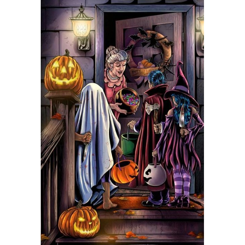 Halloween Spook by T...